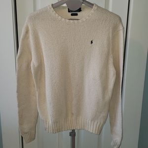 100% Cotton Ralph Lauren sweater